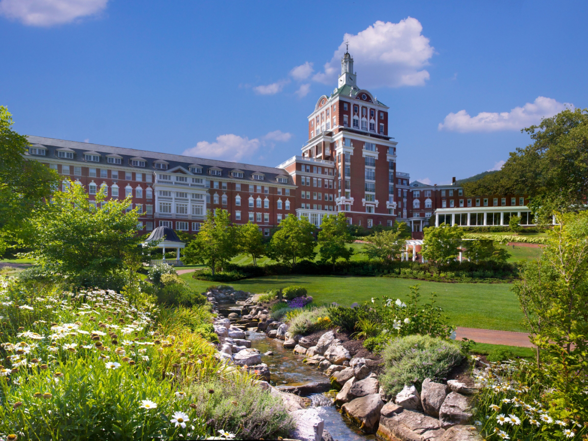 42. Celebrating Milestones: The Omni Homestead Resort Turns 250