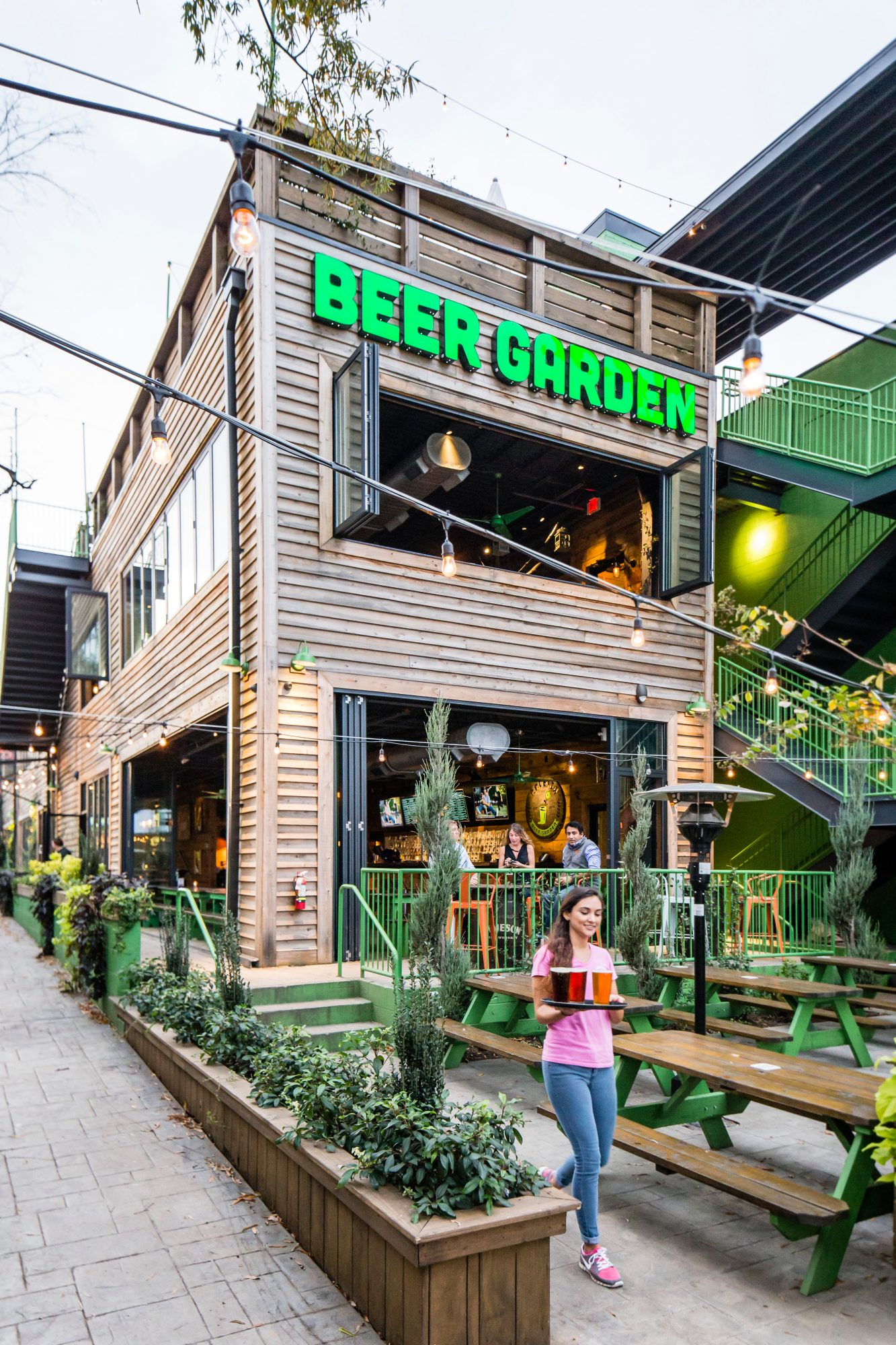 27. The Triangle Has a Beer Garden