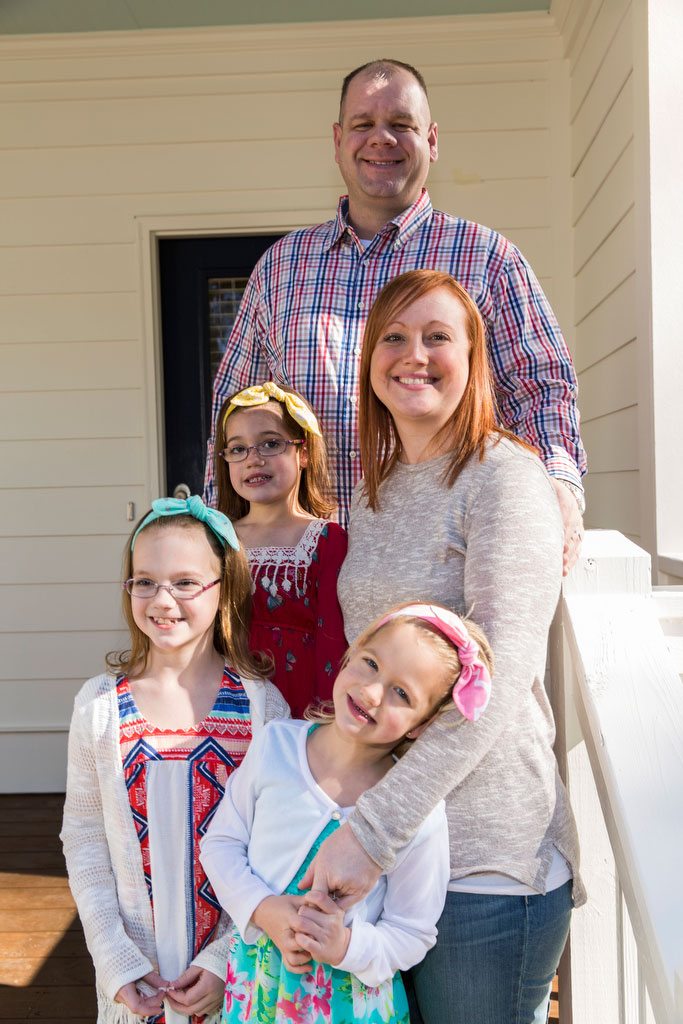 Building Hope Hutcheson Family