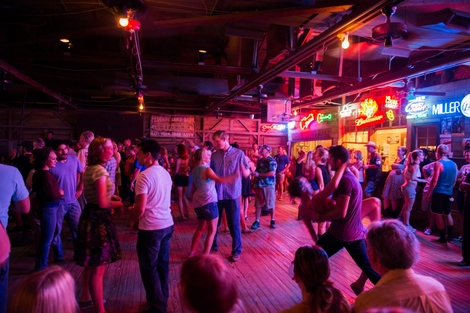 Gruene Hall (New Braunfels, Texas)