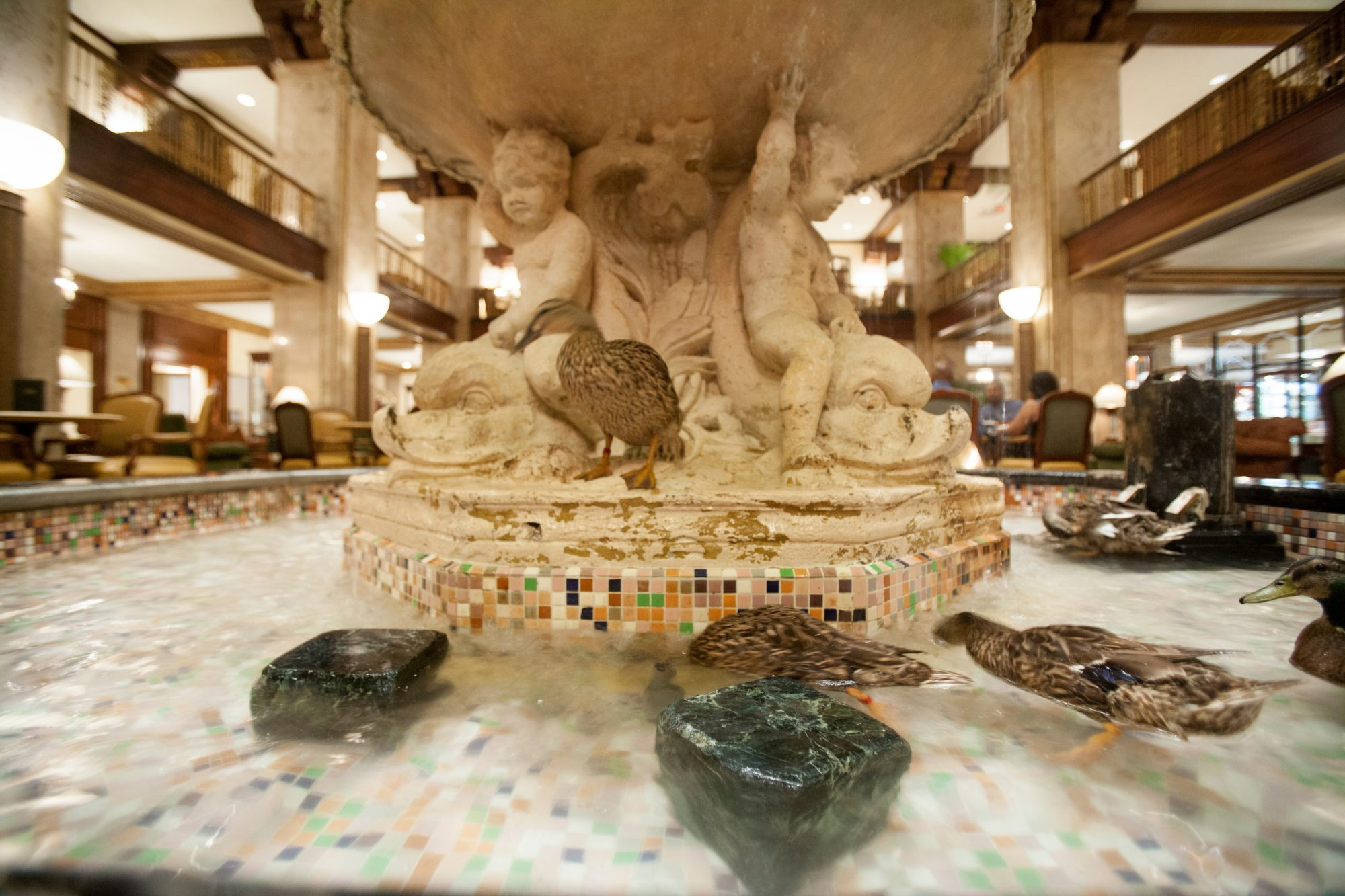 The Peabody Hotel (Memphis, Tennessee)