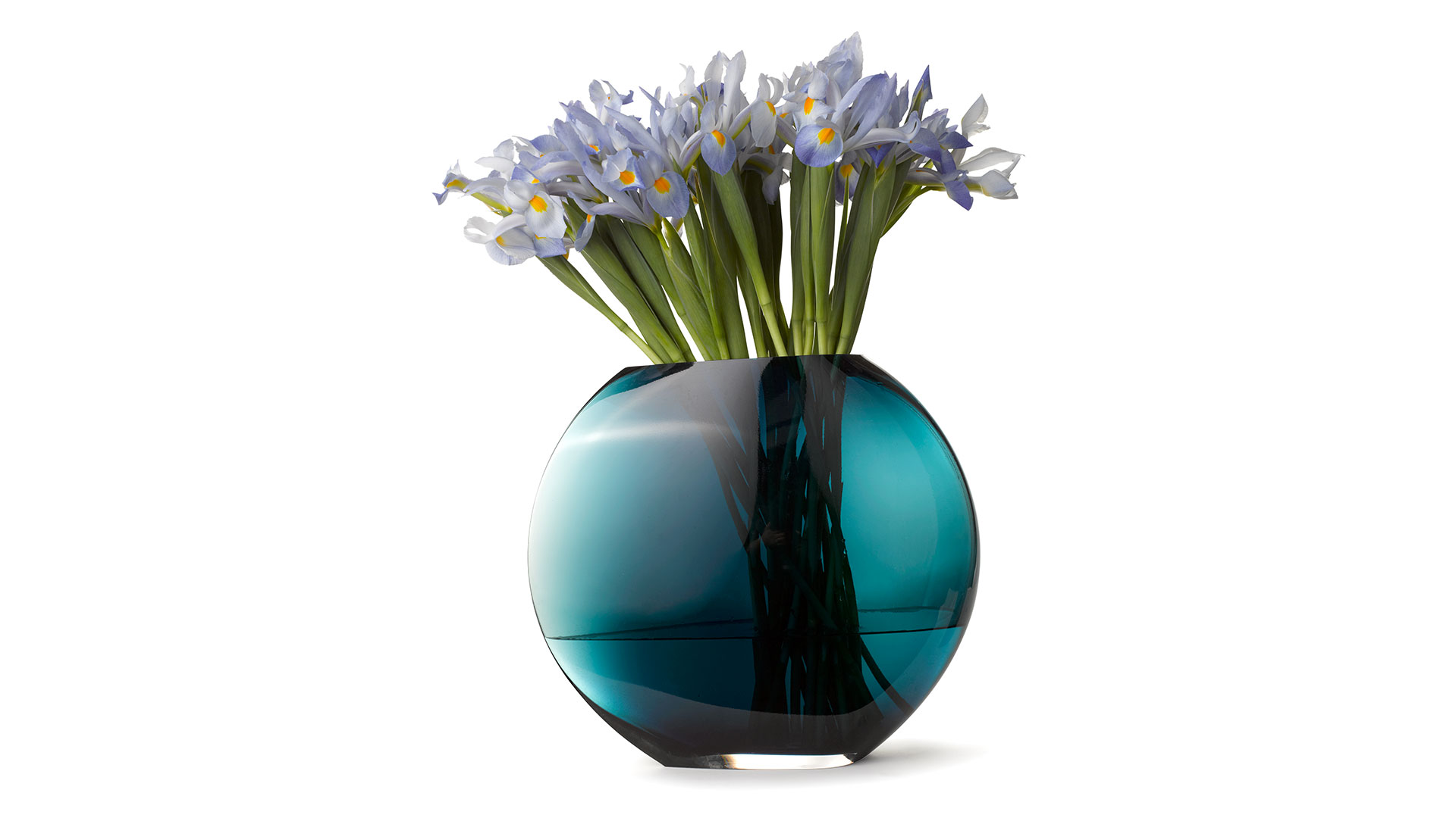 B Floral Unique MD Vase Image