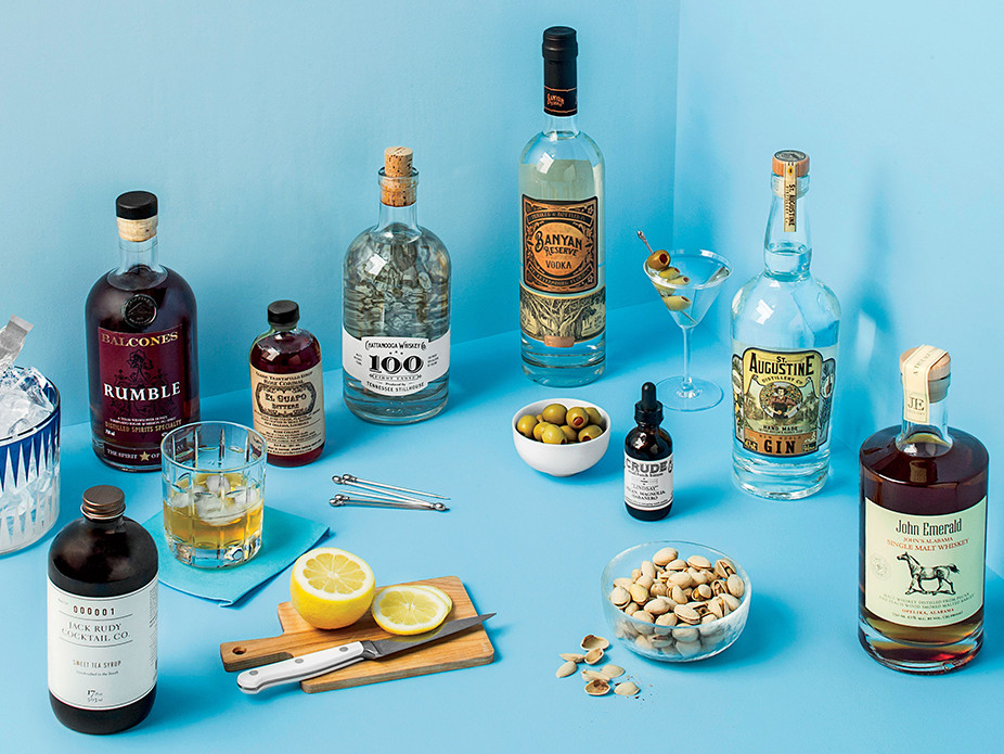 Best Spirits and Mixers