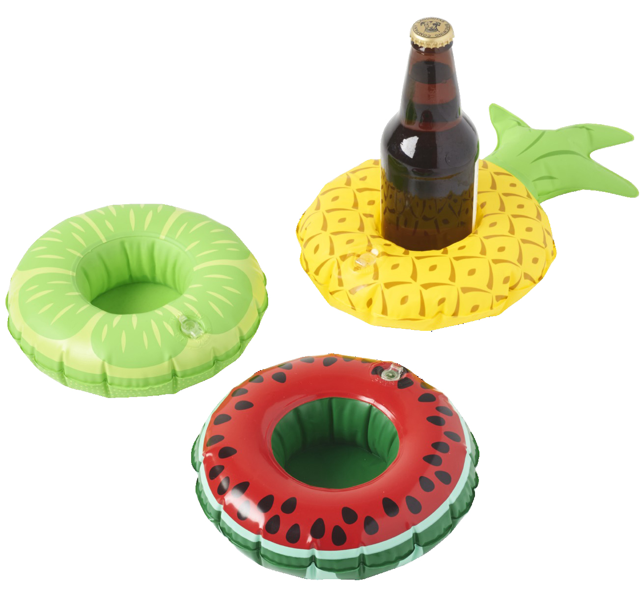 Inflatable Fruit Beverage Floats