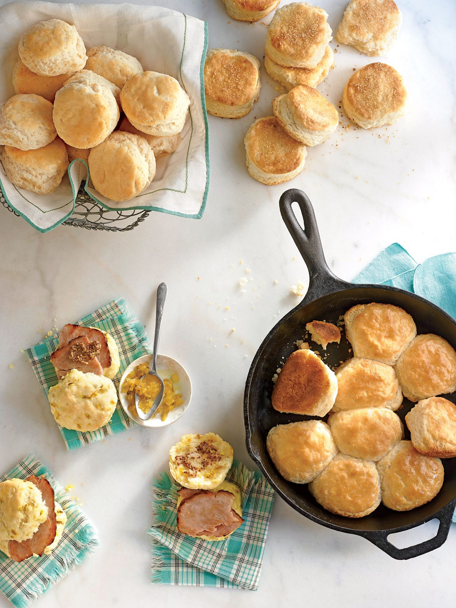 Biscuit How To