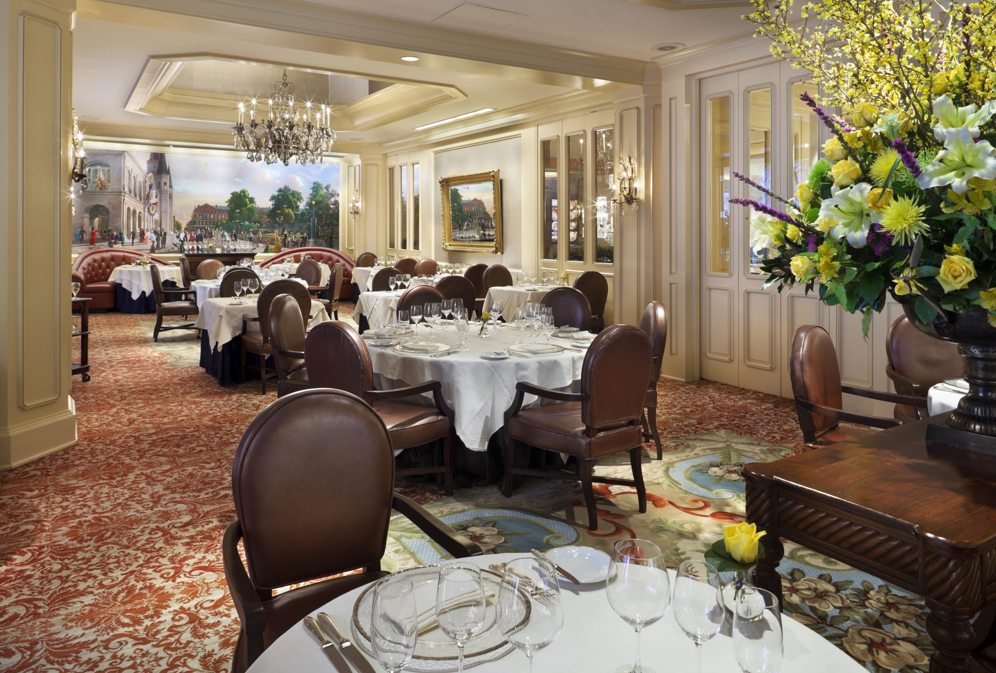 Windsor Court Hotel Grill Room