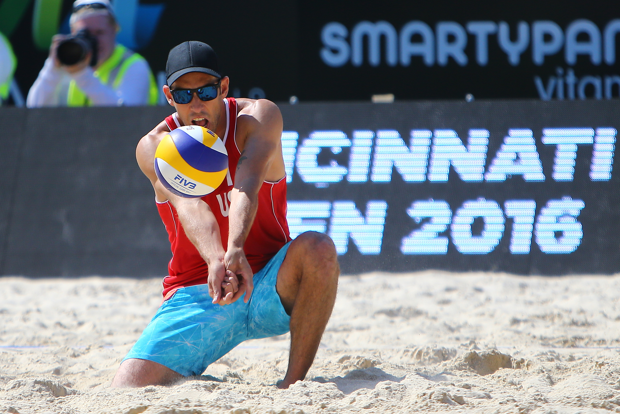 Nick Lucena | Fort Lauderdale, Florida | Beach Volleyball