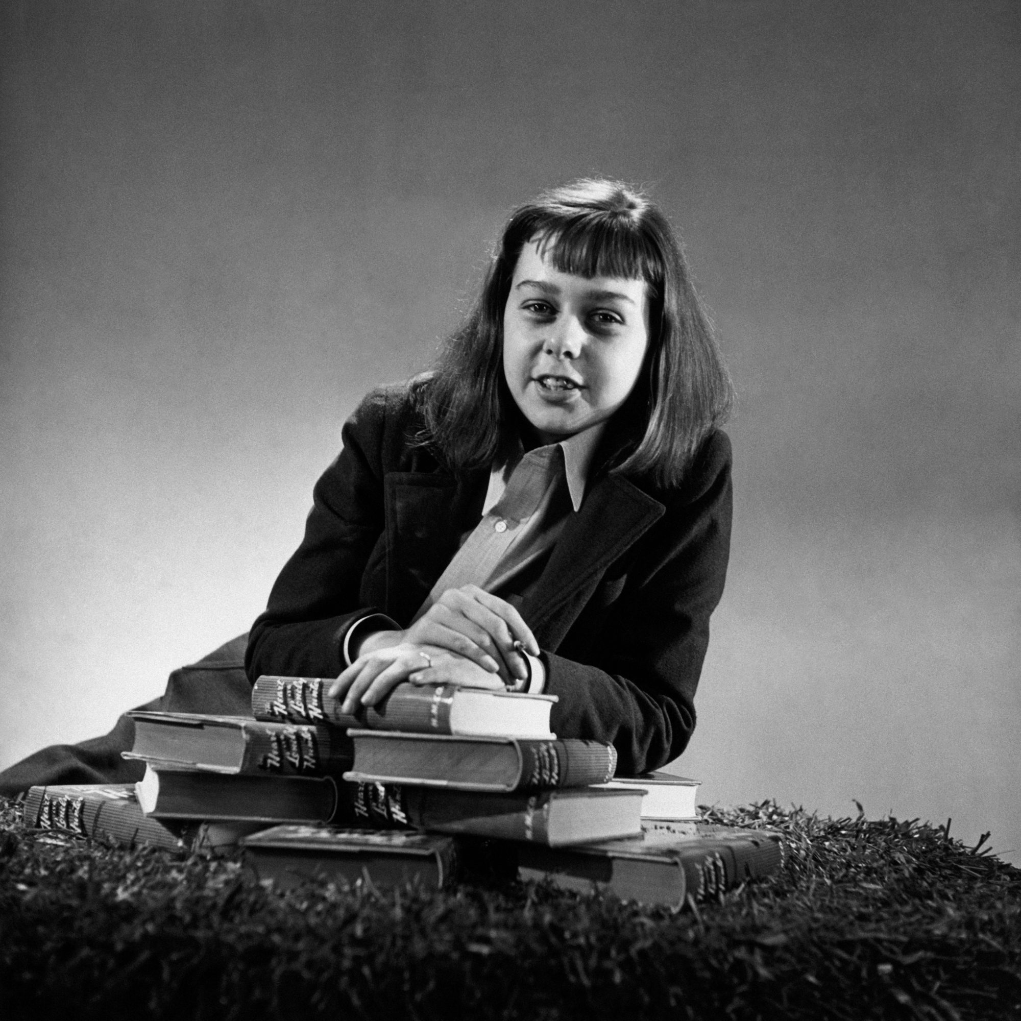 Carson McCullers, writer of  The Heart Is a Lonely Hunter
