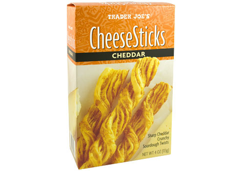 Trader Joe's Cheese Sticks
