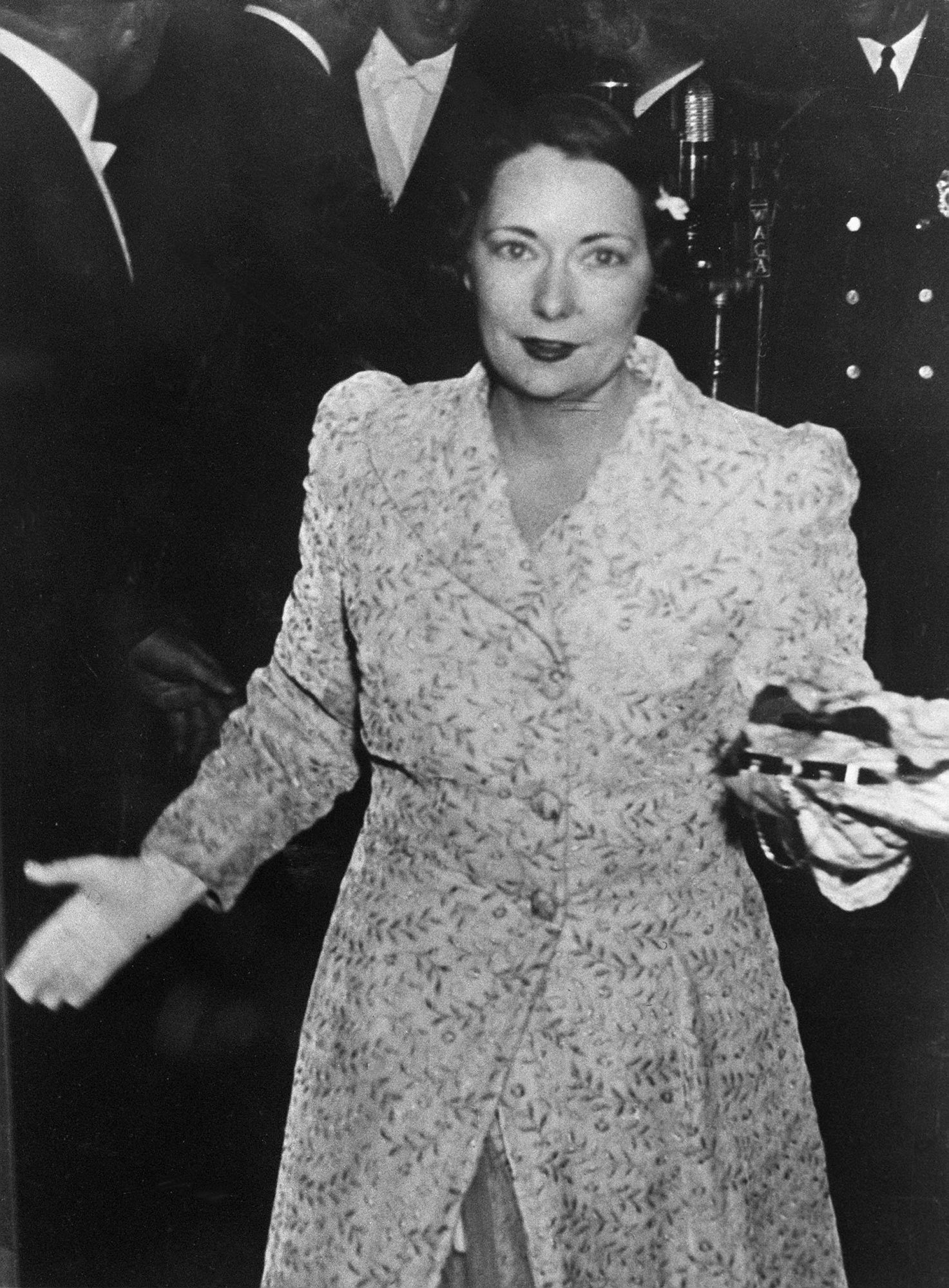 "Margaret Mitchell author of ""Gone With The Wind"""