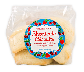 Trader Joe's Shortcake Biscuits