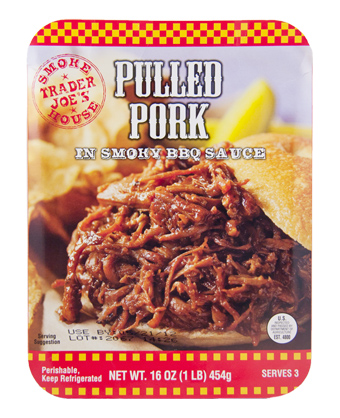 Trader Joe's Smoke House Pulled Pork