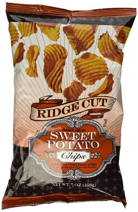 Trader Joe's Sweet Potato Chips