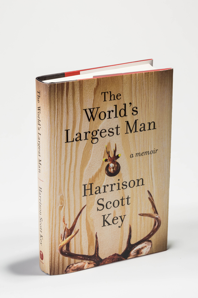 The World's Larget Man by Harrison Scott Key