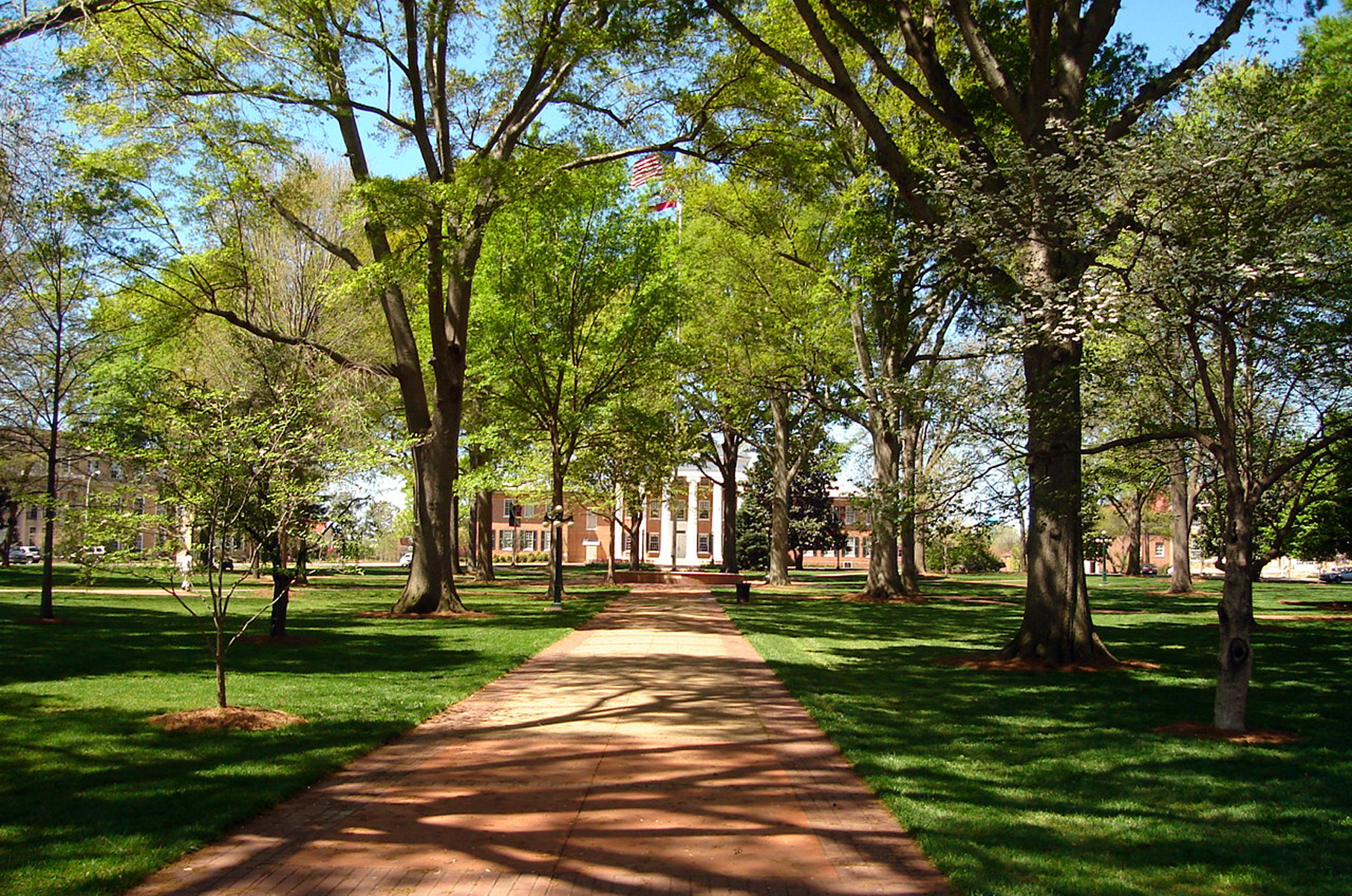 Oxford, MS: University of Mississippi