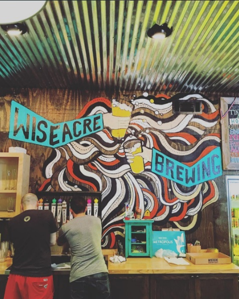 Wise Acre Brewing in Memphis