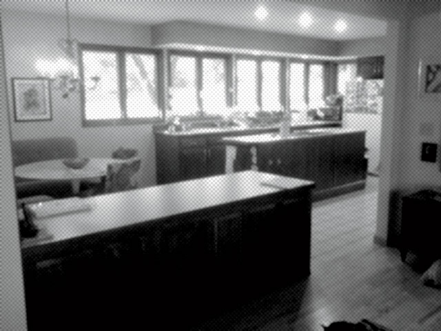 Before Cramped Kitchen