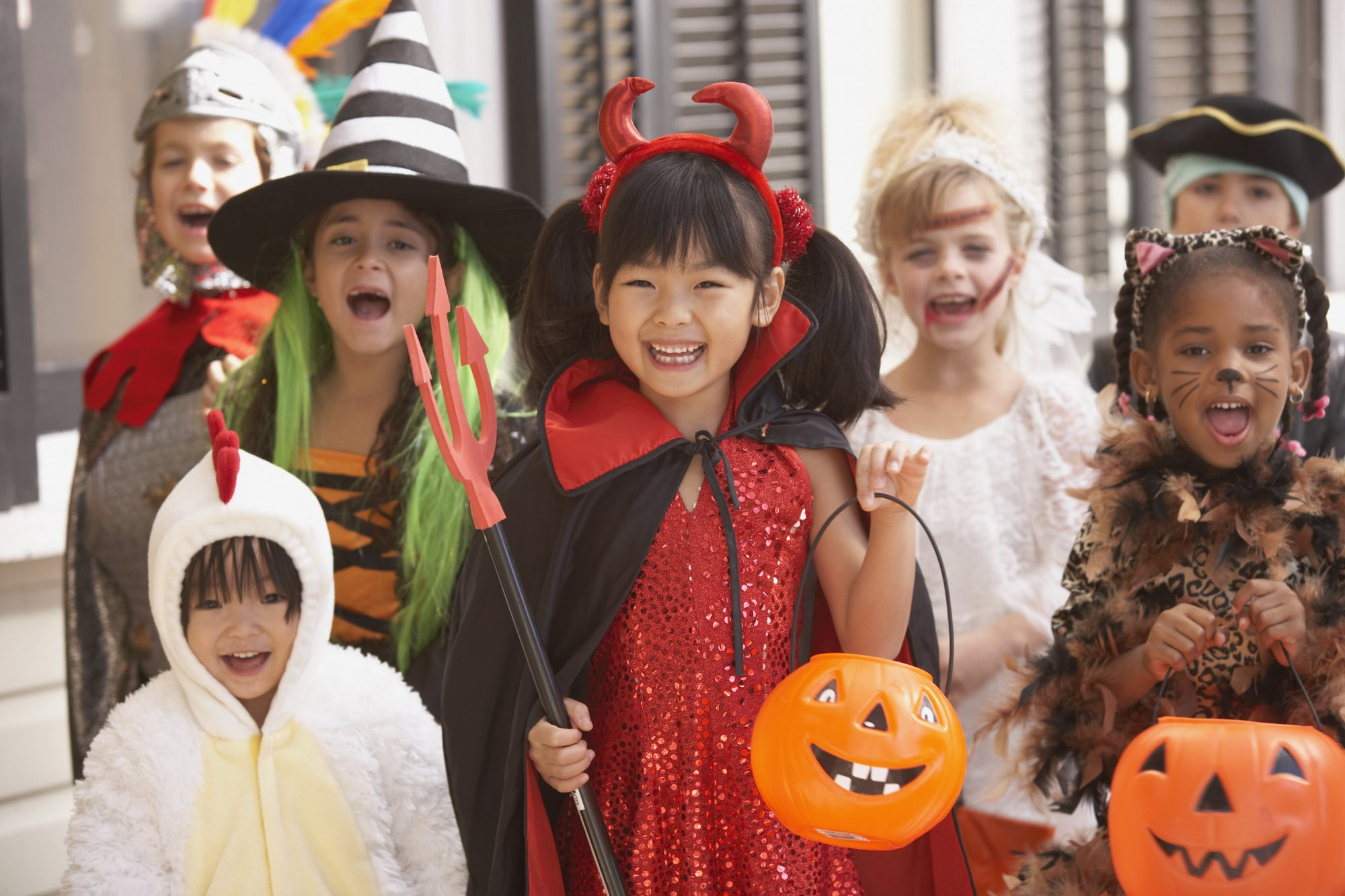 Happy Halloween-Inspired Baby Names - Southern Living