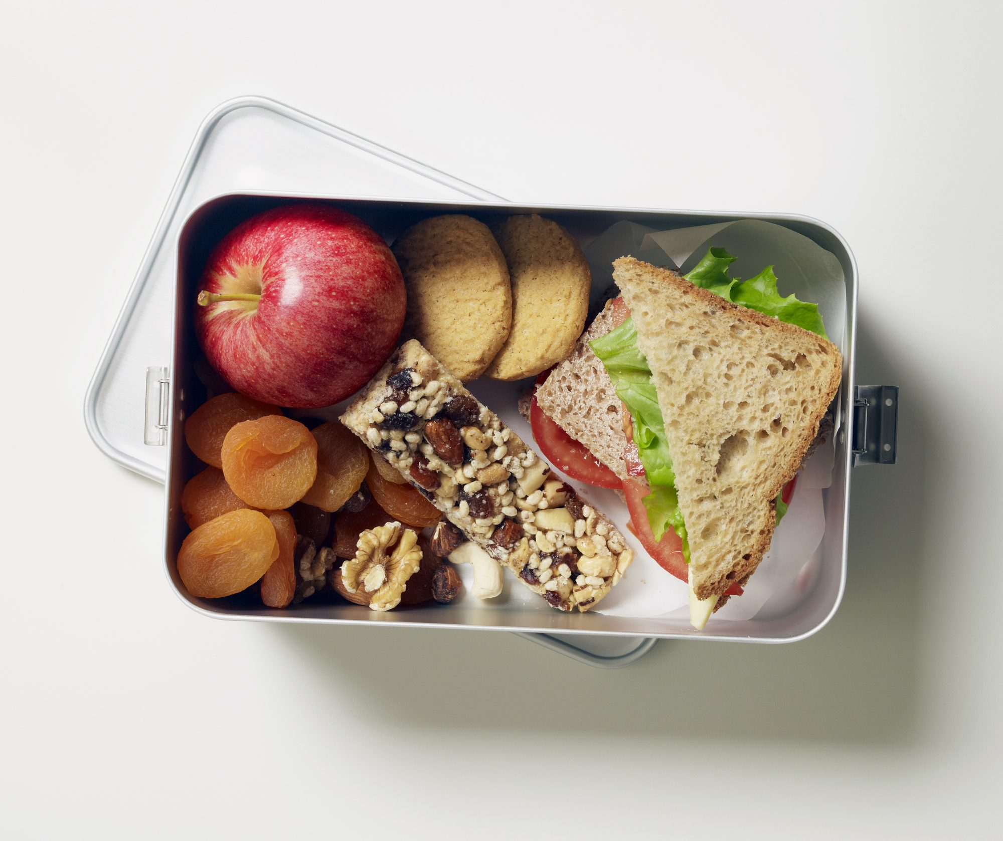 Packed Lunch for School