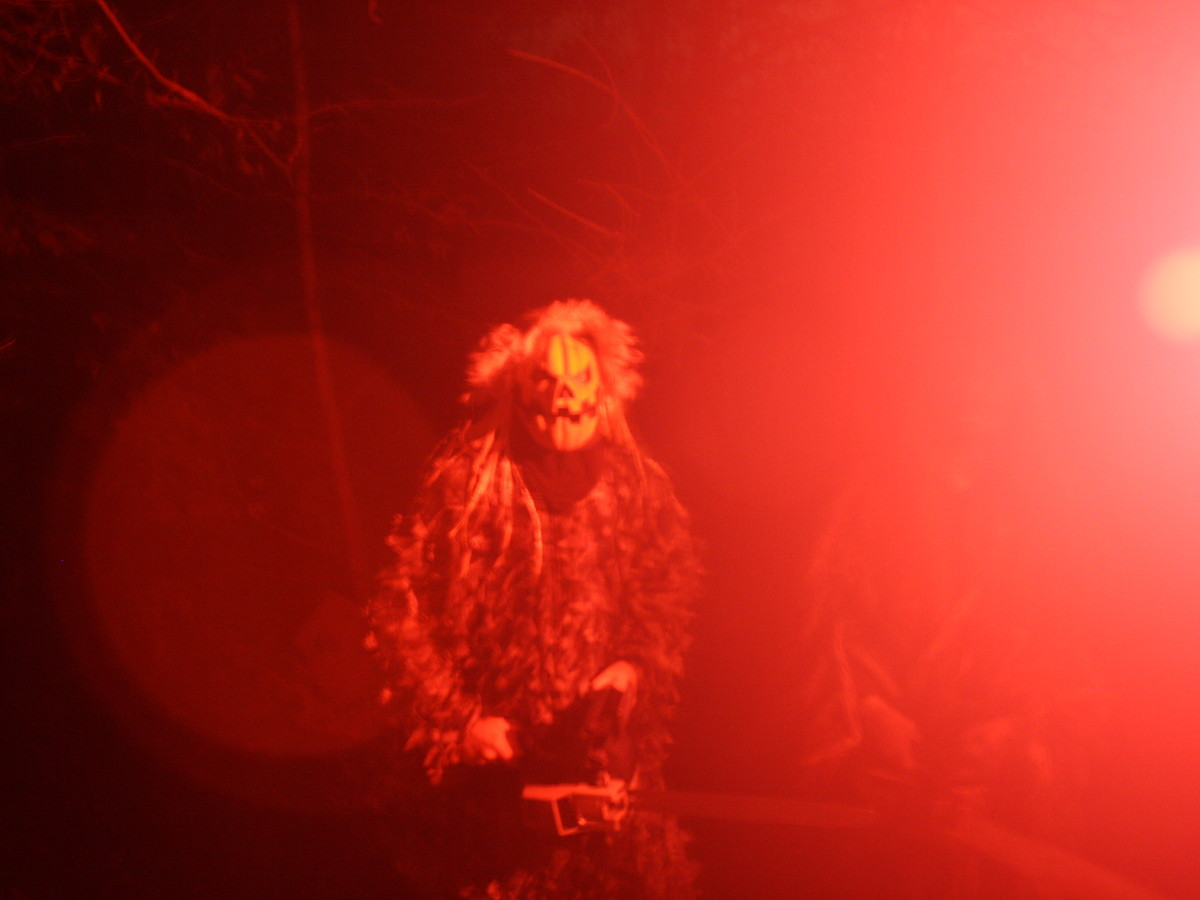 Haunted Houses and Attractions Sinister Tombs
