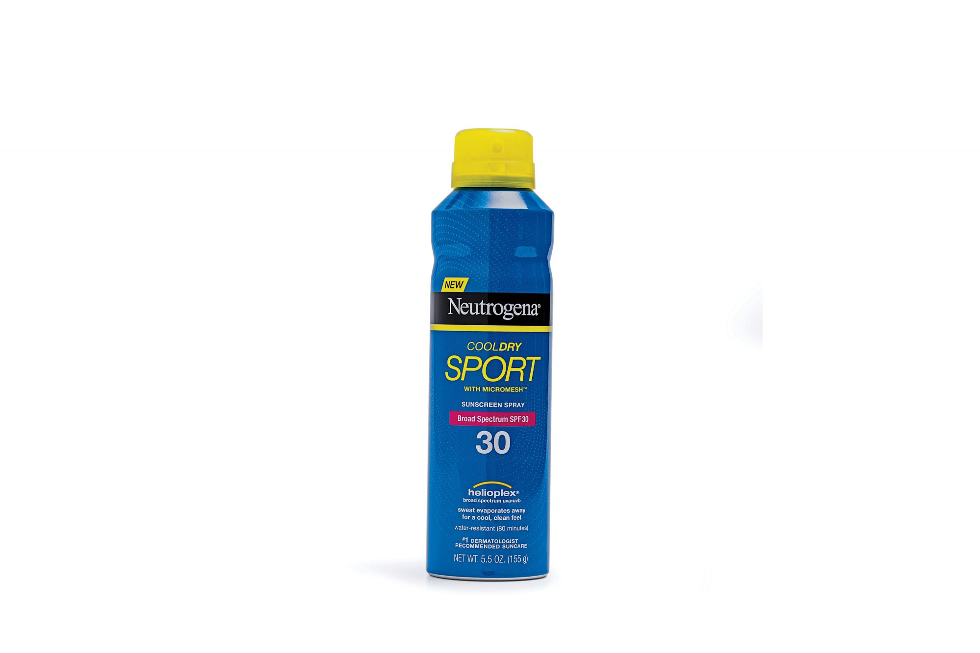 CoolDry Sport Sunscreen Spray SPF 30