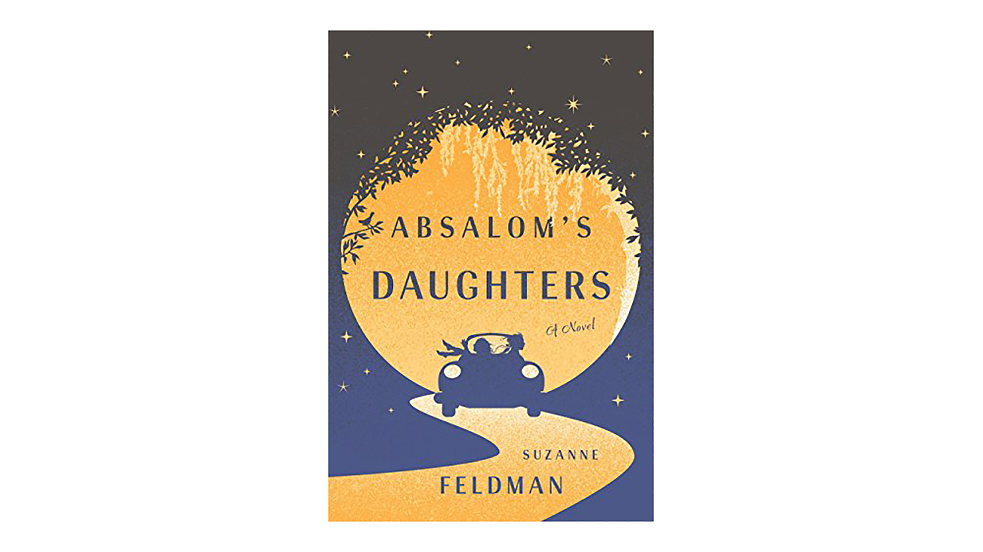 Absalom's Daughter by Suzanne Feldman