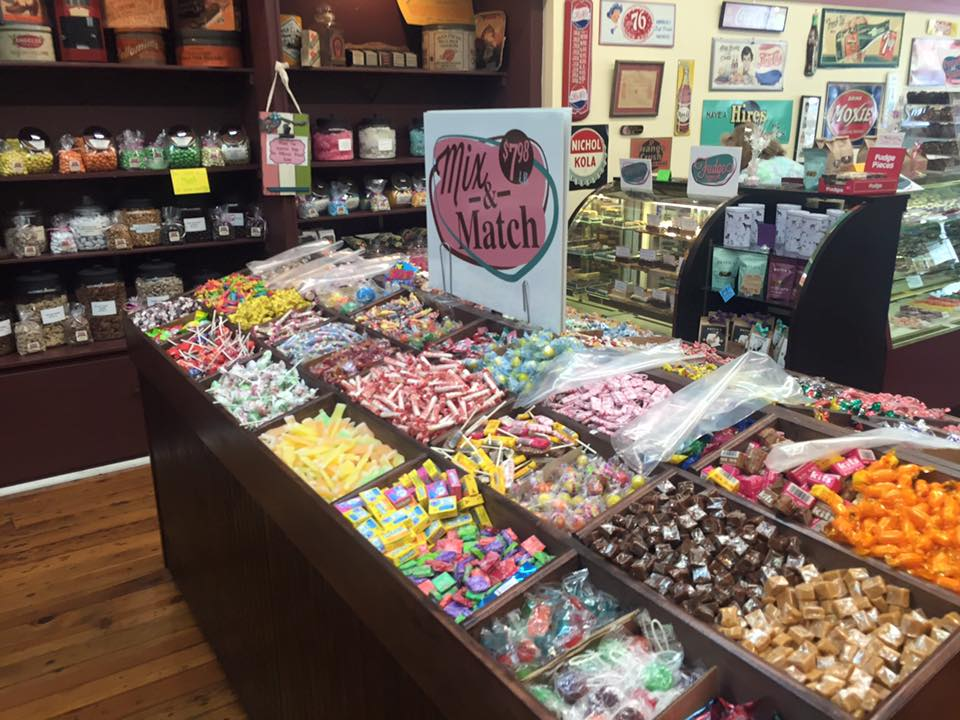 Cyndi's Sweet Shoppe: Aiken, South Carolina