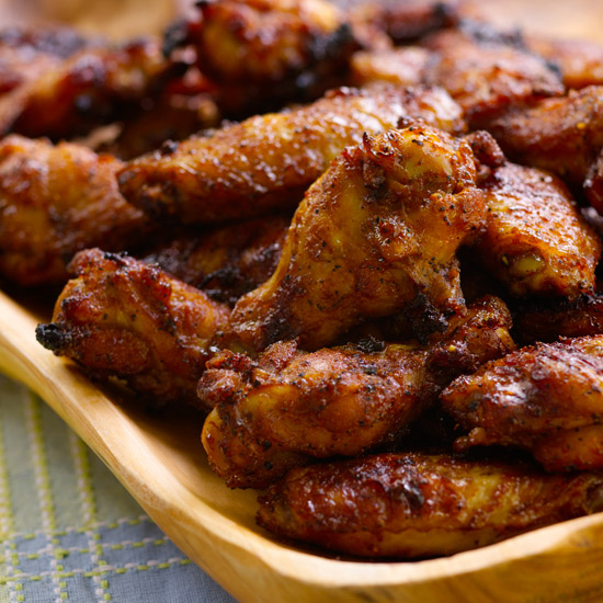 Big Bob Gibson BBQ Chicken Wings