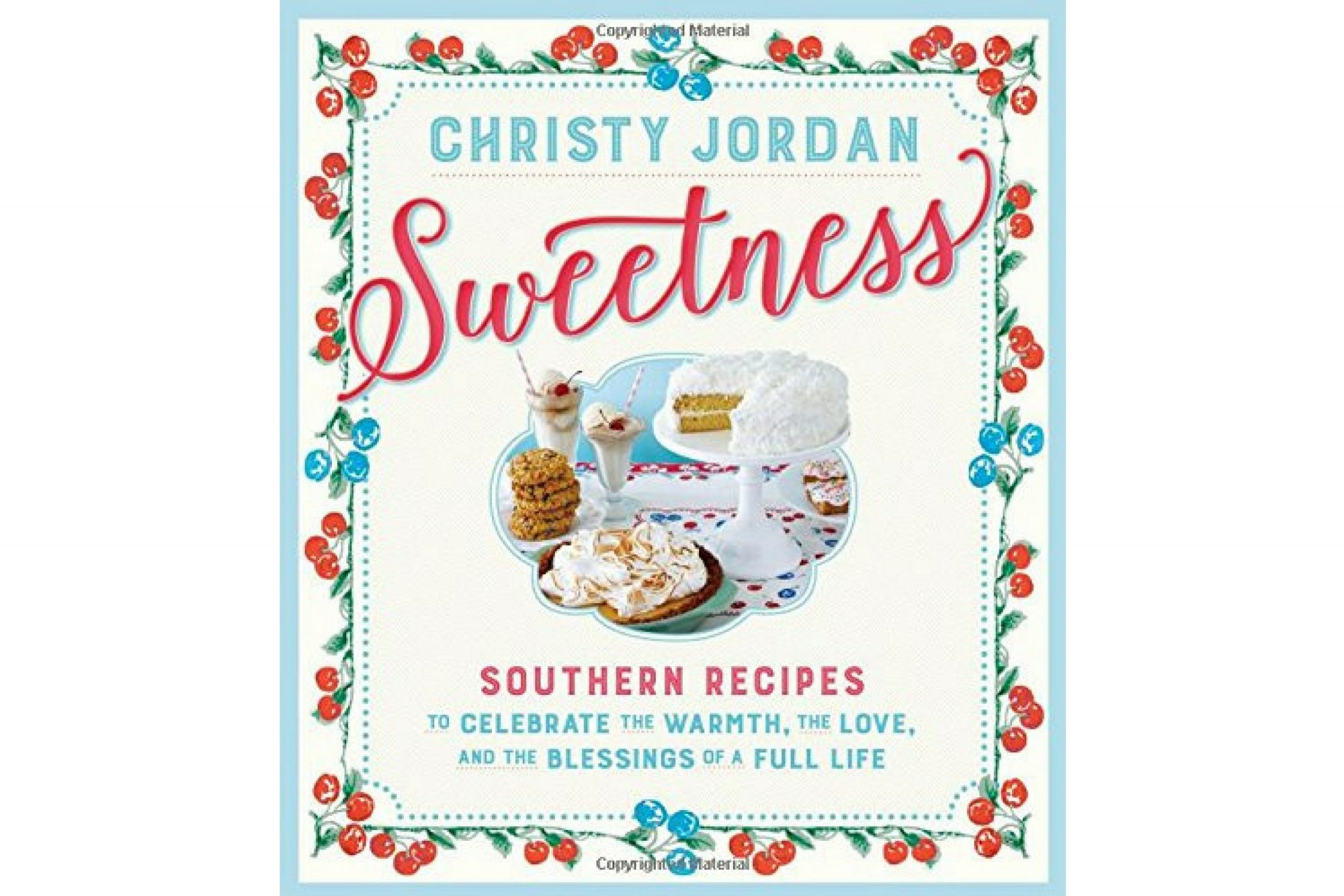Sweetness cookbook of the week