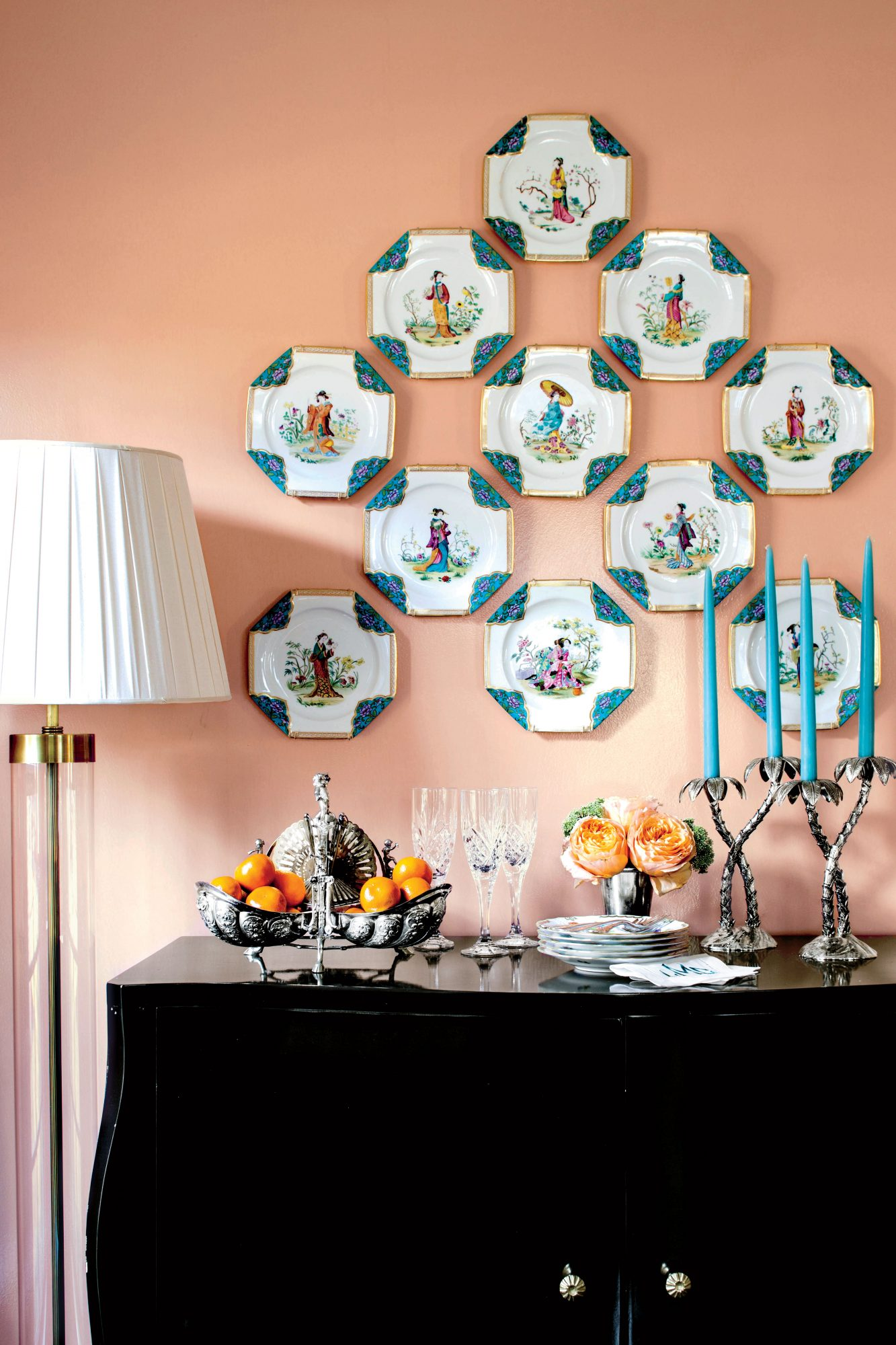 Decorative Wall Plates