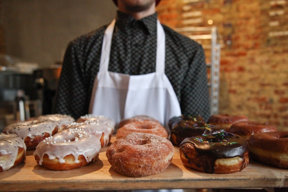 District Donuts in New Orleans, LA