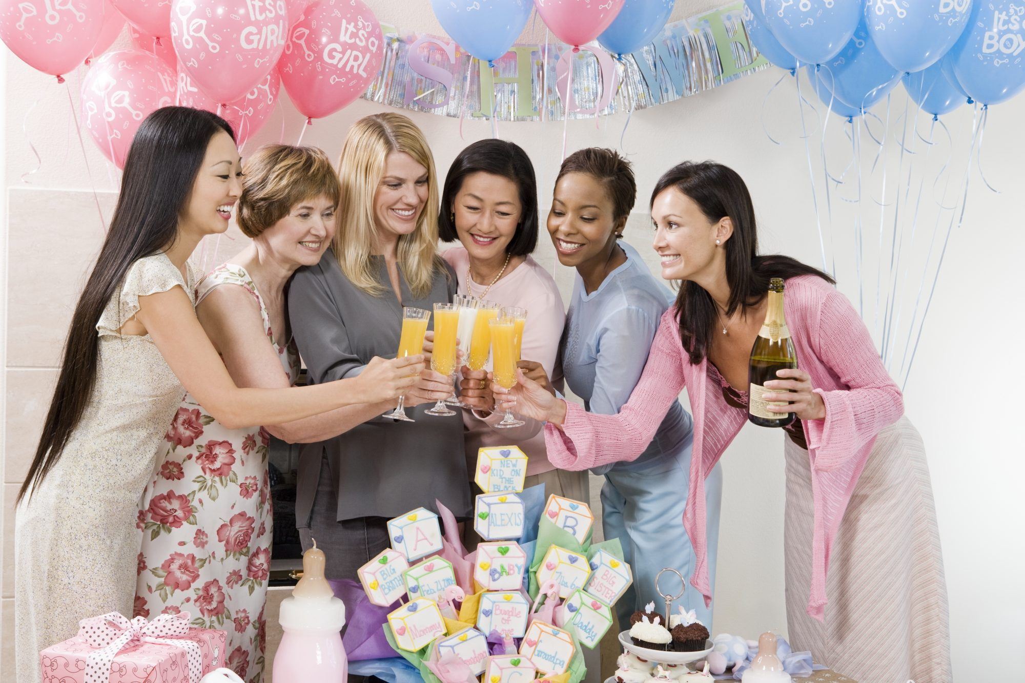 The Baby Shower Etiquette Rule Everyone Should Know
