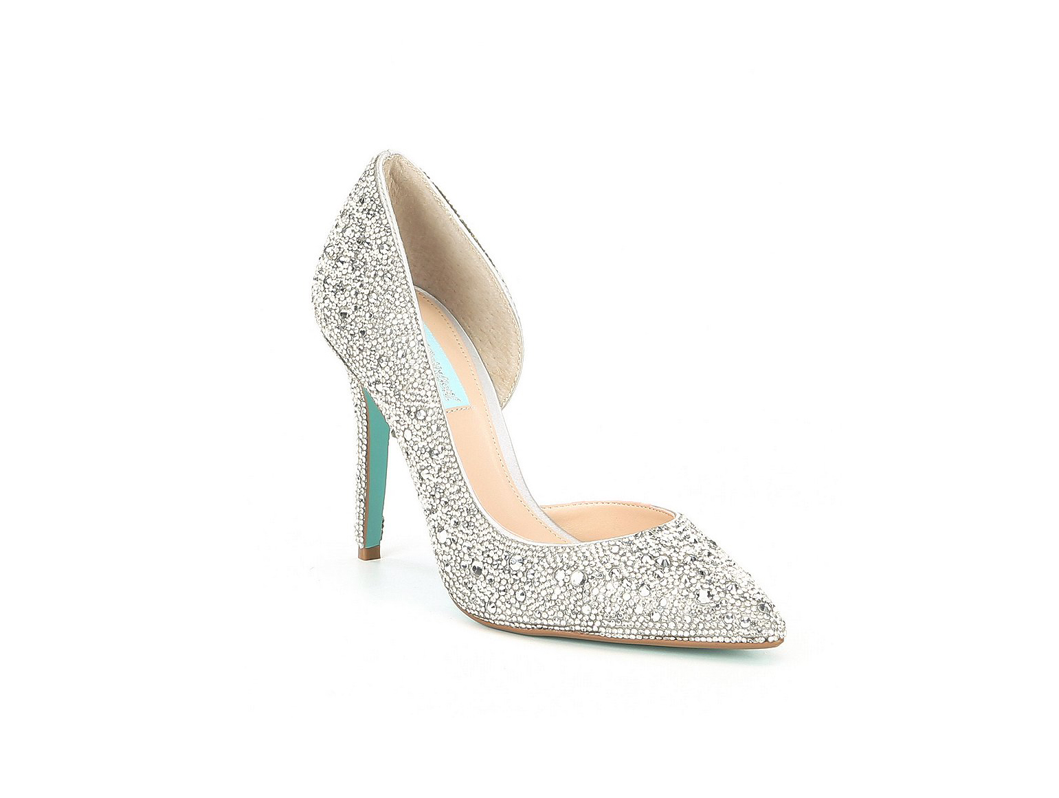 Jeweled Pumps