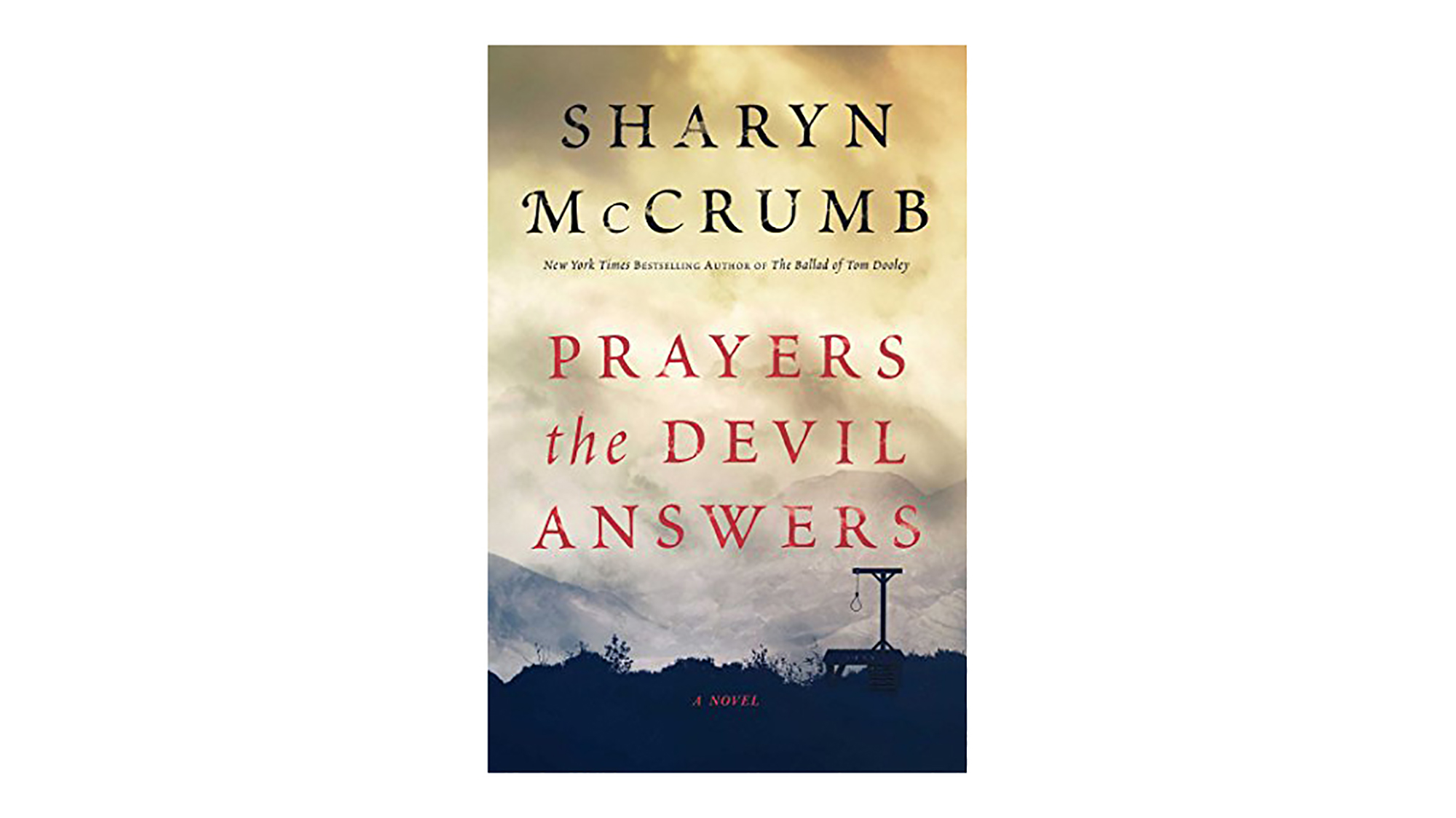 Prayers the Devil Answers by Sharyn Mcrumb