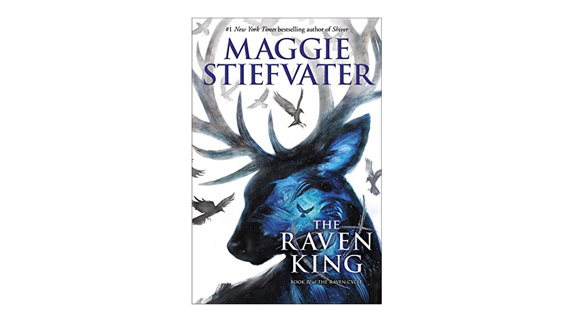 The Raven King (The Raven Cycle Book 4) by Maggie Stiefvater
