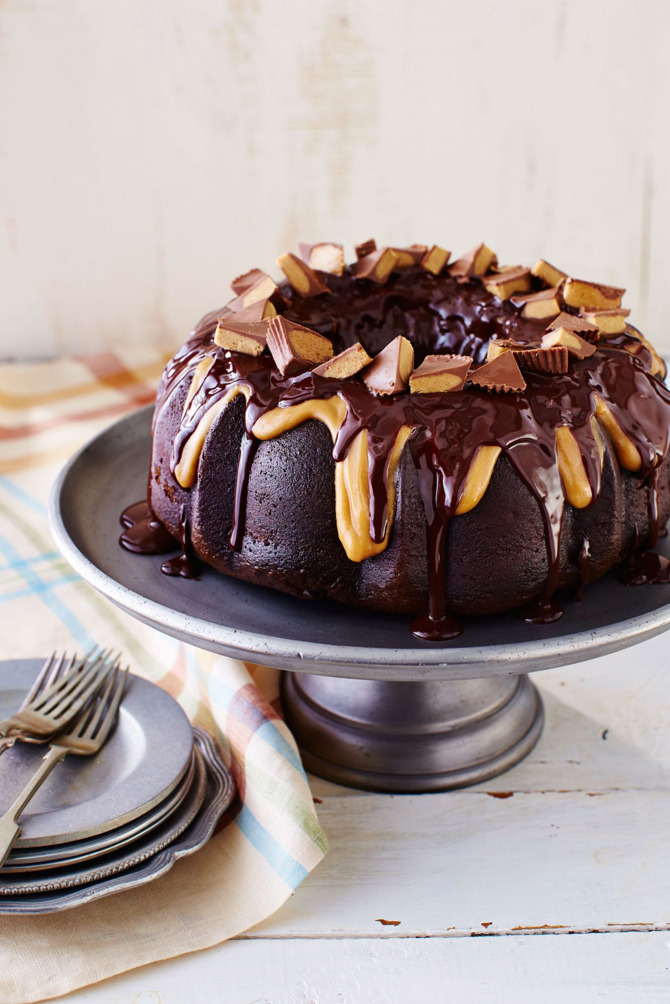 Reese's Cake Recipe - Southern Living