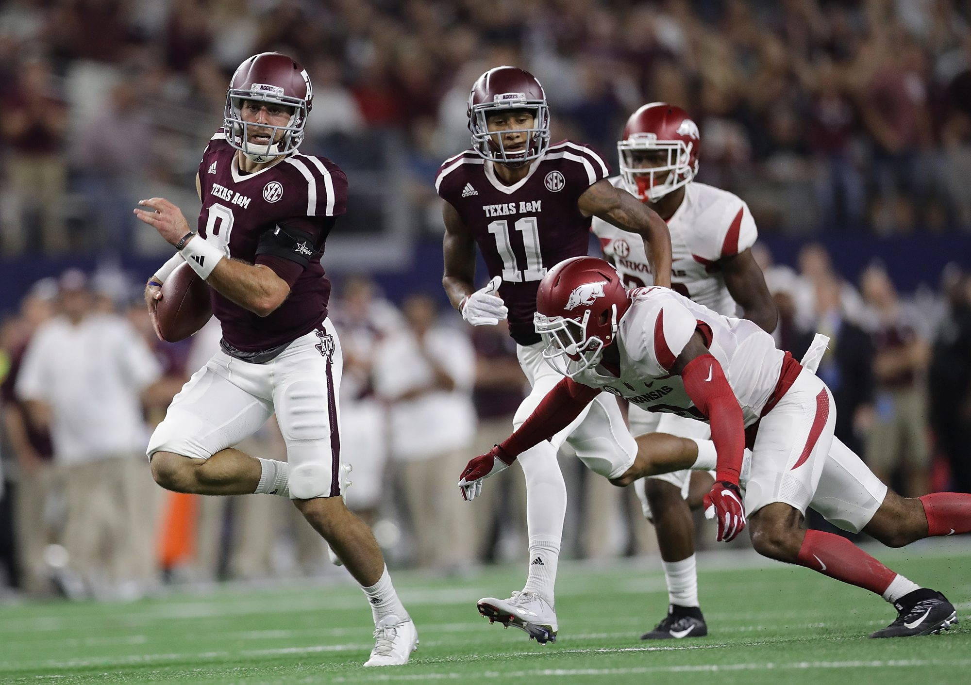 SEC Football: Texas A&M