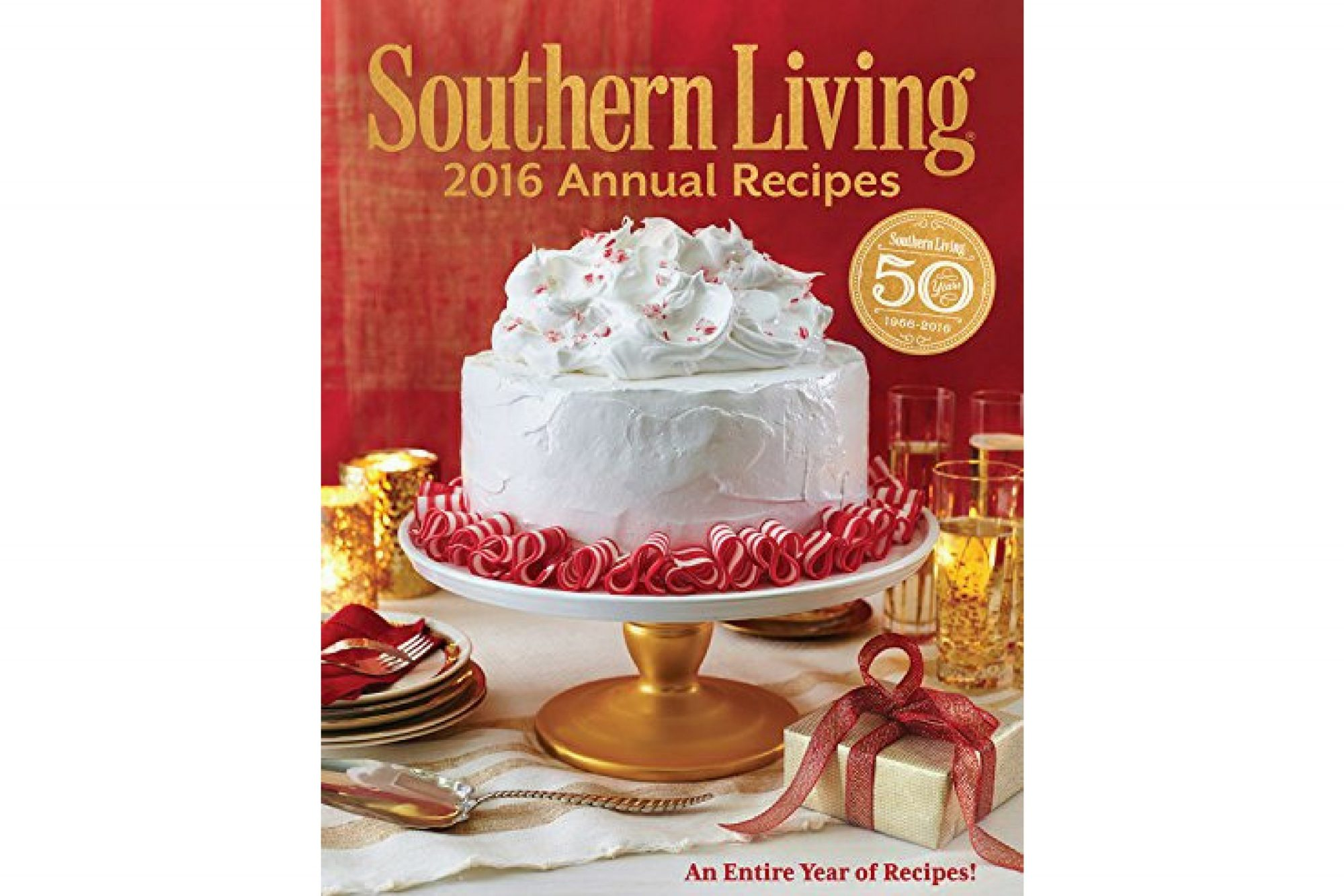 2016 Annual Recipes by Southern Living