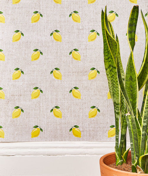 this shoe brand is now designing wallpaper - southern living