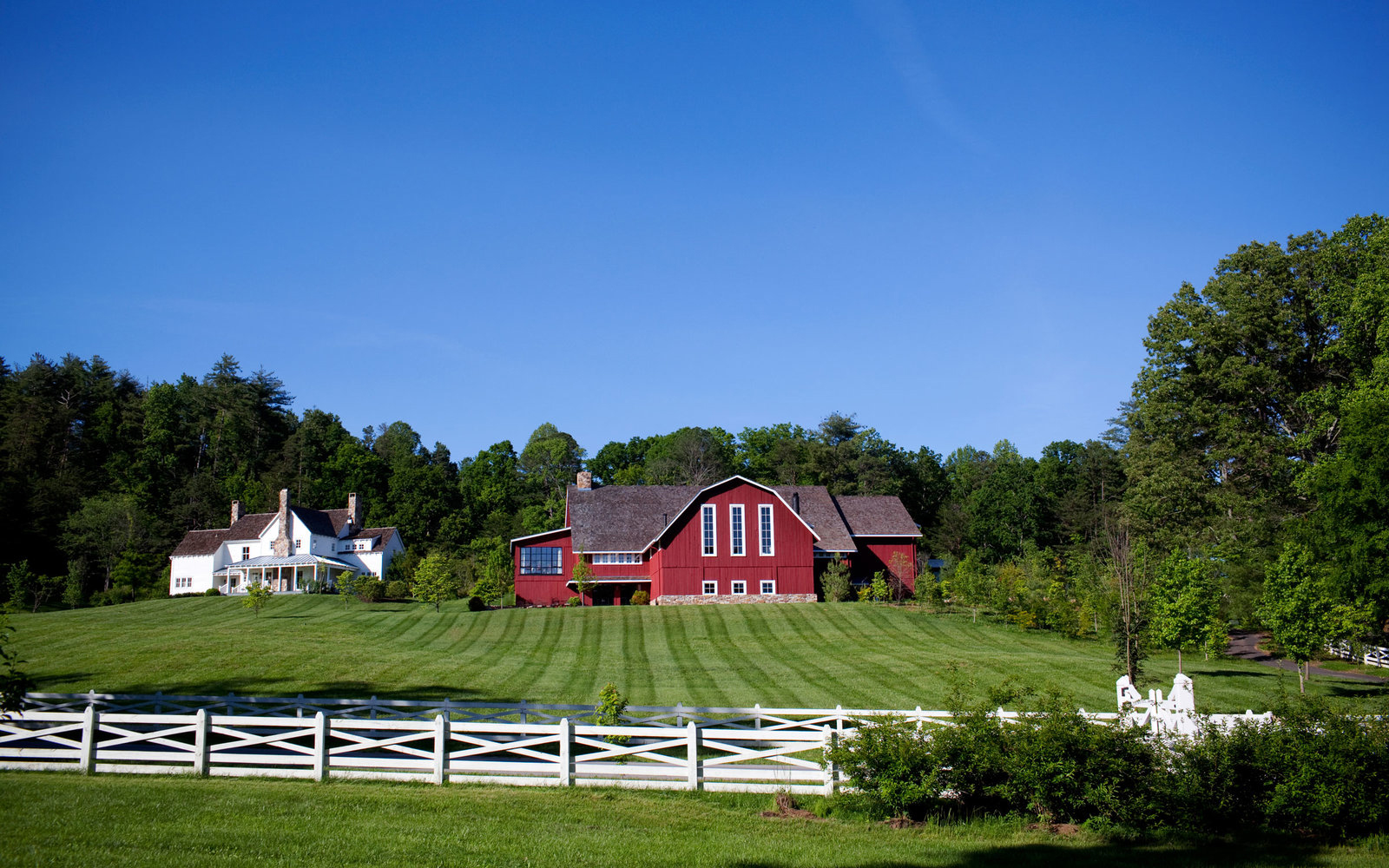 Tennessee Blackberry Farm