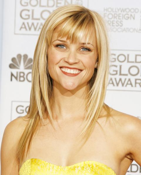 Reese Witherspoon Classic Haircut