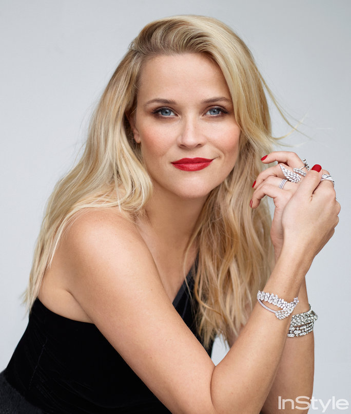 Reese Witherspoon InStyle Cover