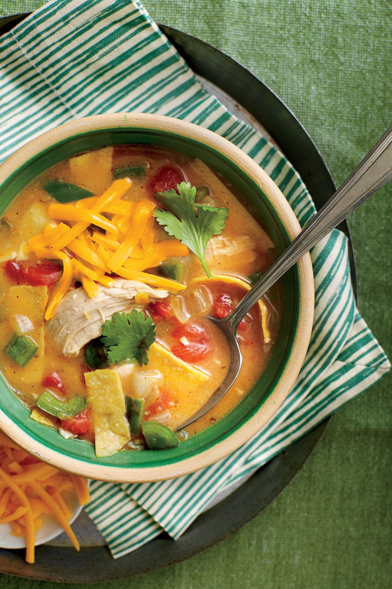 Chicken Soups King Ranch Chicken Soup