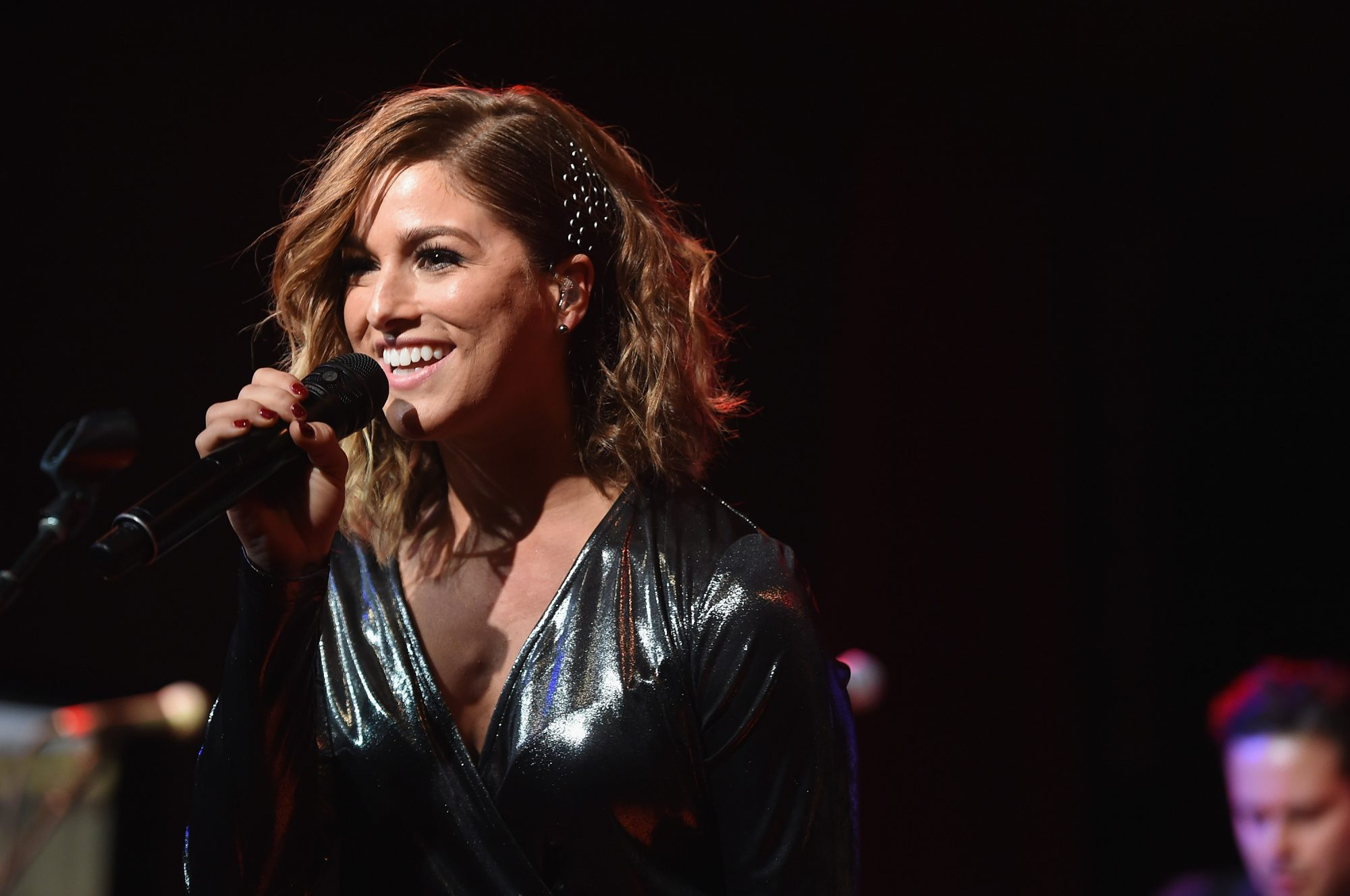 Getty Cassadee Pope Performing At Rolling Stone Country Party