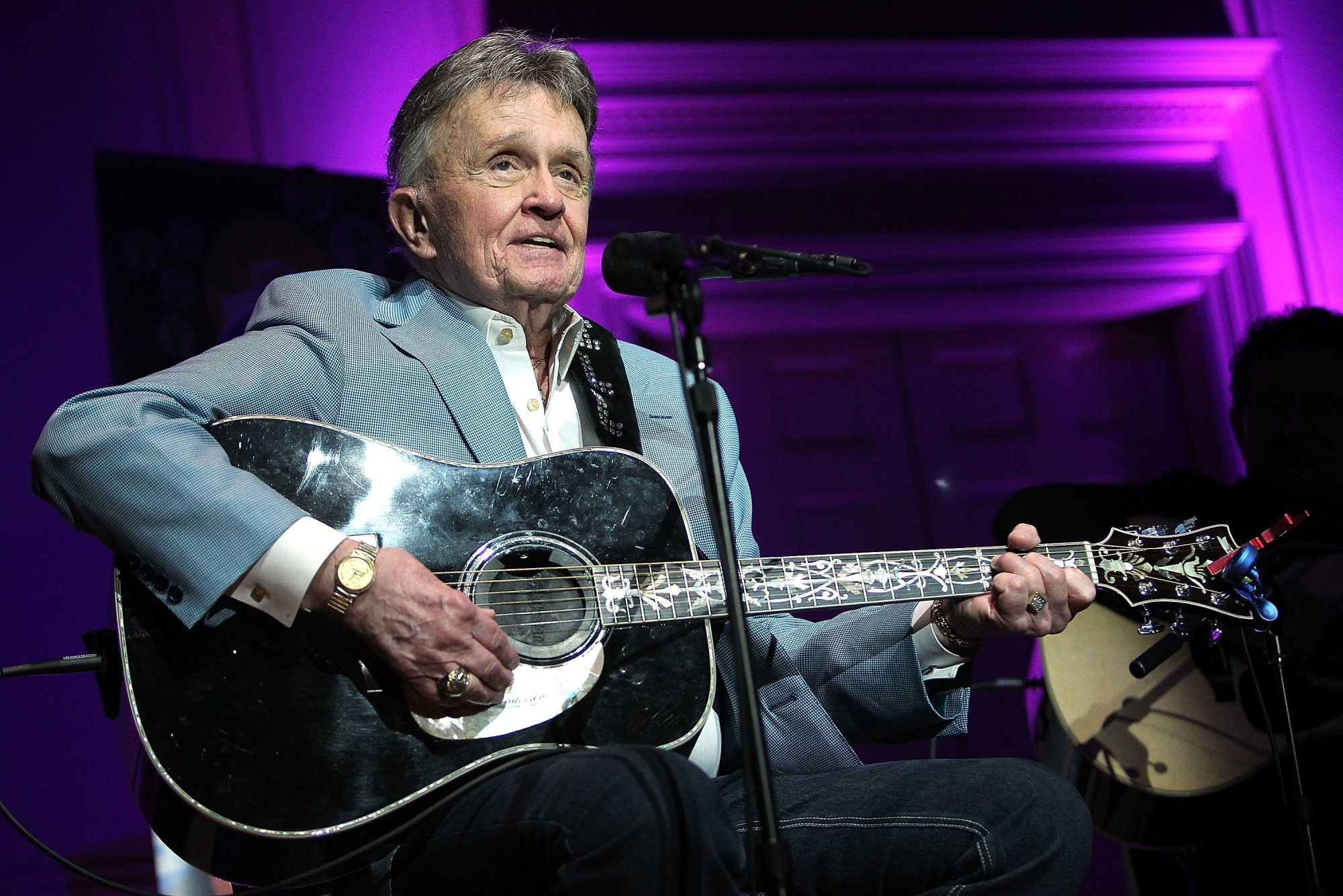Getty Whisperin Bill Anderson