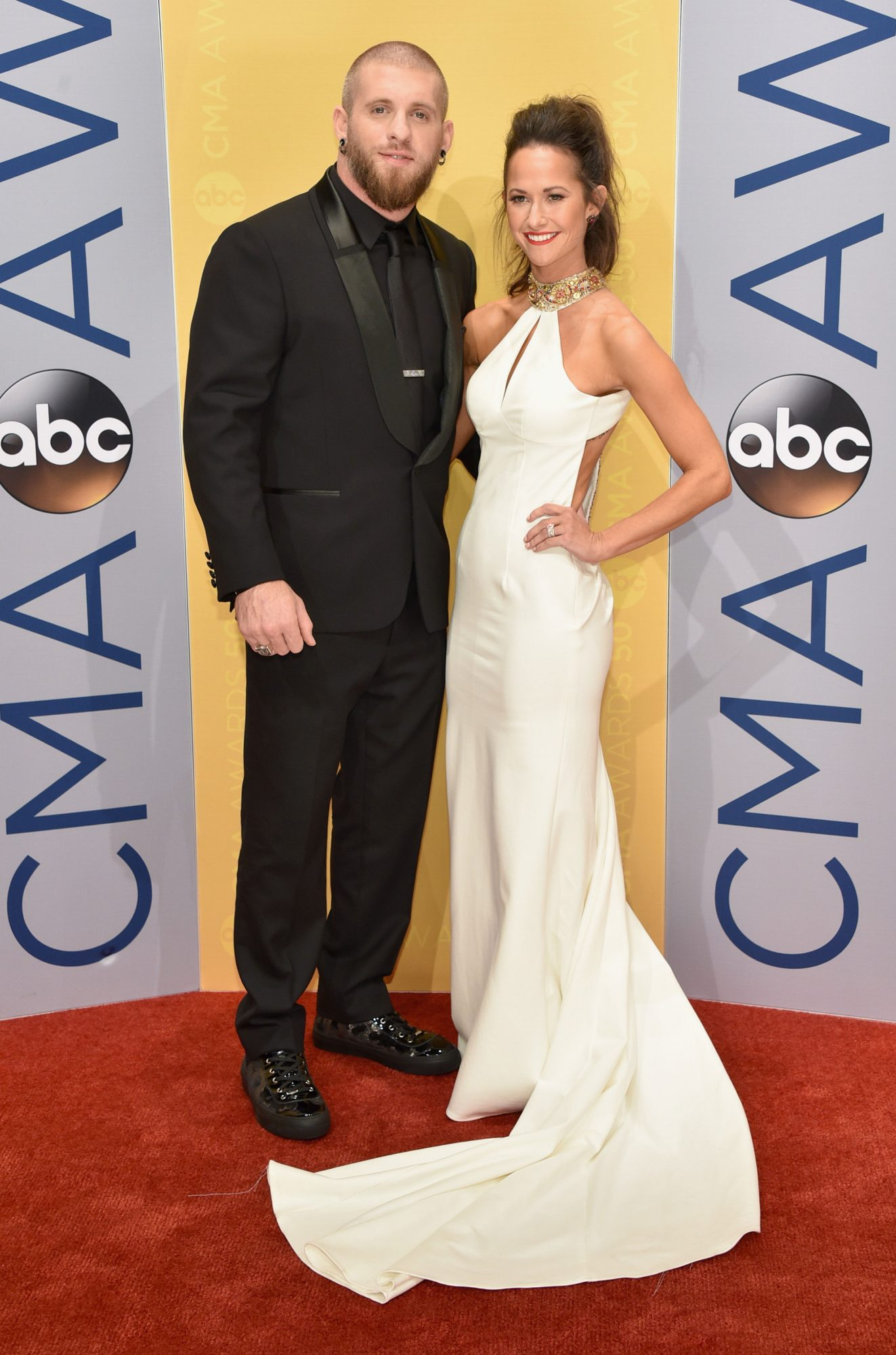 Brantley Gilbert And Amber Cochran Wedding Pictures