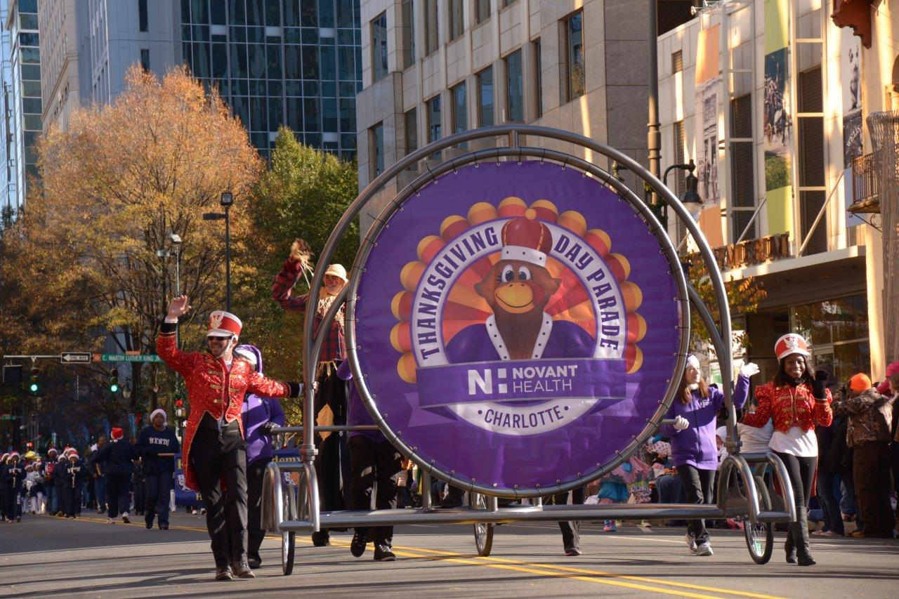 Charlotte Novant Health Thanksgiving Day Parade