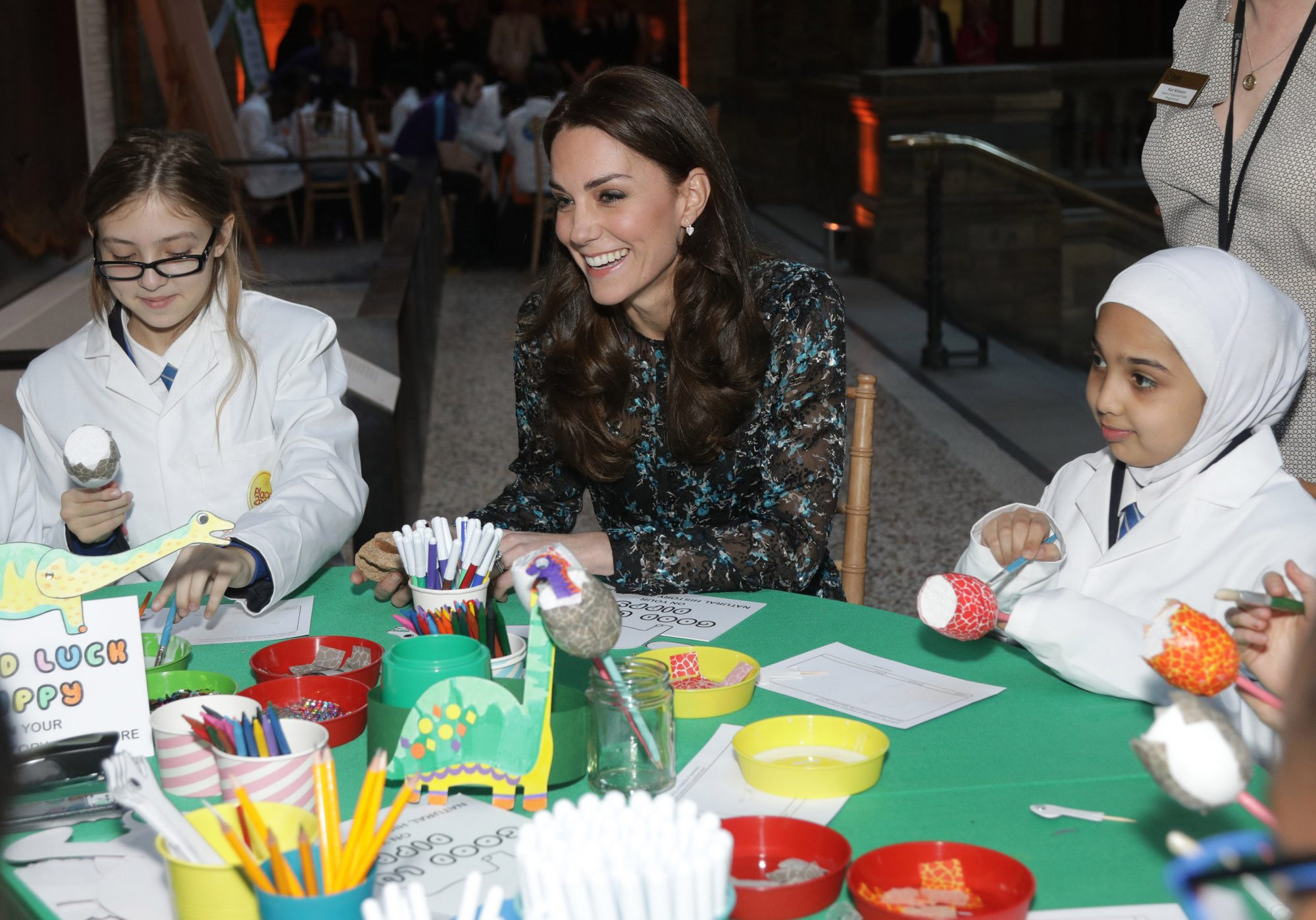 Kate Middleton Museum Crafts