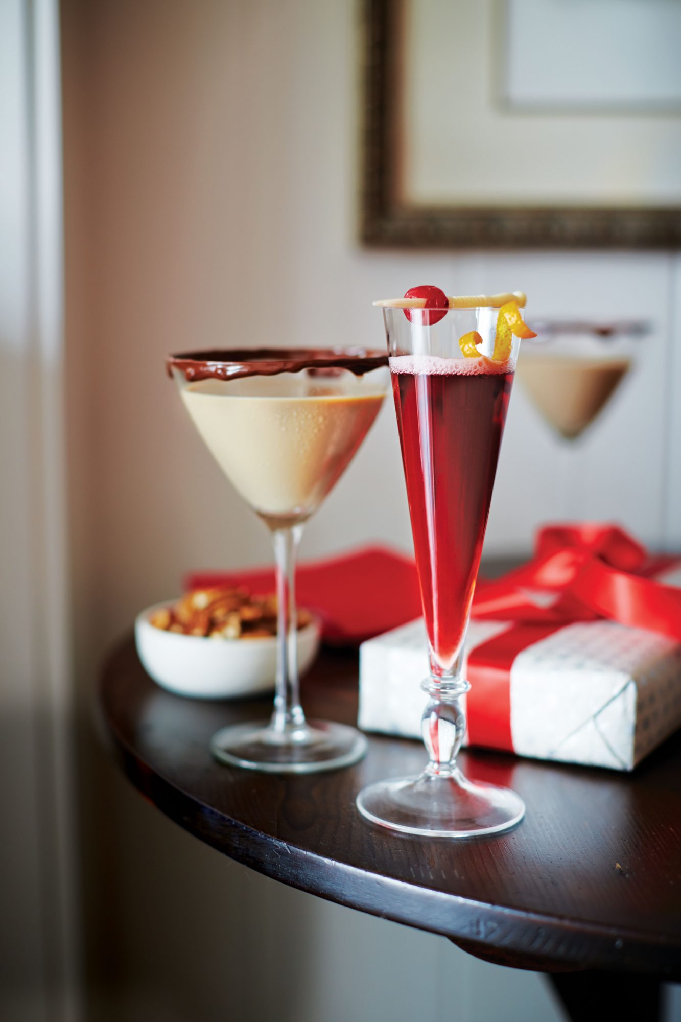 Signature Drink Names for Your Next Christmas Party - Southern Living