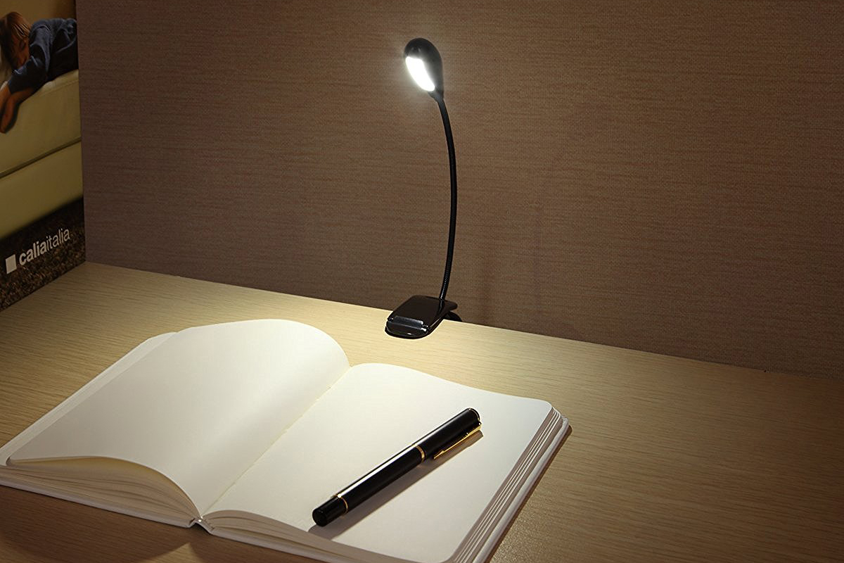 Amir Rechargeable Book Light